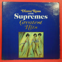 DIANA ROSS & THE SUPREMES GREATEST HITS 2X LP 1967 GREAT CONDITION! VG+/VG!!C