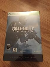 Call Of Duty Ghosts Hardened Edition Xbox 360 Brand New Factory Sealed