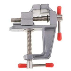 Mini Vice Clamp Table Clamp Workbench Desk Small Craft Hobby Model Maker Tool