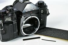 CANON A-1 35mm CAMERA PRE-CUT TO SIZE LIGHT SEAL KIT MIRROR,DOOR & GROOVE SHEET