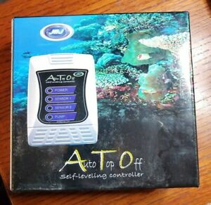 JBJ Auto Top Off (ATO) Self-Leveling Controller New In Box