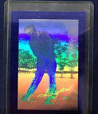 1992 Pro Set Golf Ben Hogan Hologram Insert Card #4858/5000  E6301