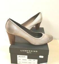 306) Luxsus Marken LIEBESKIND Schuhe Pumps Gr.40 NEU UVP139€