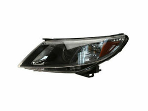 Left Headlight Assembly For 08-11 Saab 93 93X FF92W4 OE Replacement -- Halogen