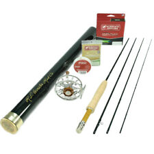 """Winston PURE 490 Fly Rod Outfit : 4wt 9'0"""""""