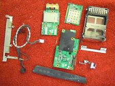 Sony PCG-9S1L WiFi Wireless Card Reader Audio Jack Connector Board  Etc. #505-10