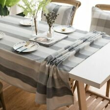 New Waterproof Table Cloth Tablecloth Rectangular Tablecloths Dining Table Cover