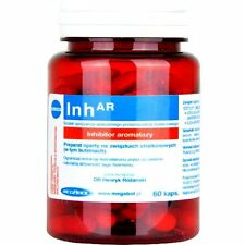 Megabol inhar 60 Caps-estrogeni Blocker e ridurre l'aromatasi del 90%