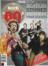 CLASSIC ROCK MAGAZINE - LEGENDS OF THE 60s (BEATLES, STONES, HENDRIX, FLOYD, WHO