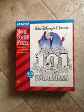 DISNEY 101 DALMATIONS MOVIE POSTER PUZZLE - 2'x3' - 300 PCS.