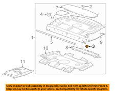 GM OEM INTERIOR-Upper Quarter Trim Clip 24405740
