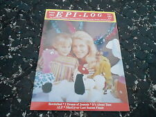 #24 NOV 1992 EPI-LOG television magazine ( UNREAD - NO LABEL ) BEWITCHED
