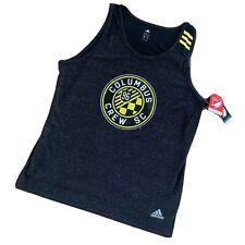 NWT Men's Adidas Columbus Crew Tank Top Shirt - XL - MLS - MSRP $35