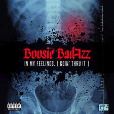 Lil Boosie BadAzz In My Feelings Goin Thru It Official (Mix CD) Mixtape CD
