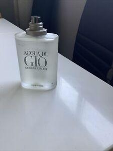 Giorgio Armani ACQUA DI GIO 100ML.EDT.POUR HOMME.spray. FULL BOTTLE