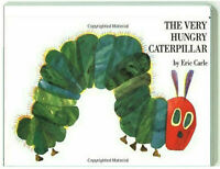 The Very Hungry Caterpillar by Eric Carle (Board Book)New rm* FREE shipping $35