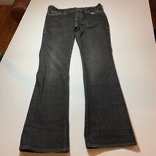 Old Navy Denim Women's Jeans Size 8 Ultra Low Waist Boot Cut