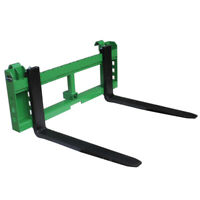 "Titan Attachments Pallet Fork Attachment With 2"" Receiver Hitch And 36-in Fork"