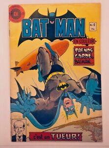 Batman #6 French Canadian Language Variant