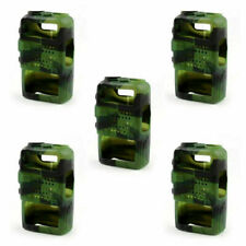 New listing 5x Rubber Soft Handheld Case Holster For BaoFeng Uv-5R/5Ra Plus Radio Green Ca