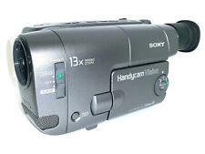 Sony CCD-TRV10E PAL Video8 Camera Recorder