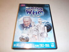 Doctor Who - The Tenth Planet (DVD, 2013, 3-Disc Set) BBC