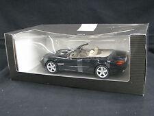 Maisto Mercedes-Benz SL-Class 1:18 Black (JS)