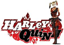 Mens T-Shirt, Super Hero Harley Quinn, Ideal Gift or Birthday Present.