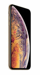 Apple iPhone XS Max - 64GB - Gold (AT&T) A1921 (CDMA + GSM)