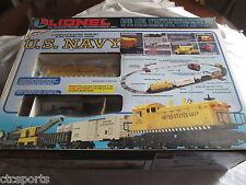 Lionel - 6-11745  - 1994'  U.S. NAVY Train Set