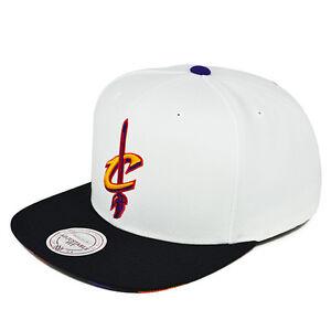 Cleveland Cavaliers 3 TIMES A CHARM Jordan 8 SNAPBACK Mitchell & Ness NBA Hat