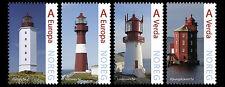Noorwegen 2015 vuurtorens  lighthouses        postfris/mnh