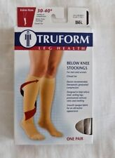 Truform Below The Knee Compression Stockings