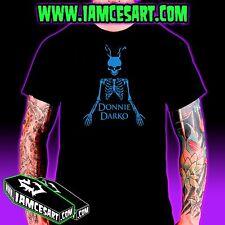 Donnie Darko Men's Tee 100% Cotton movie Frank Bunny Time Travel 80s iamcesart