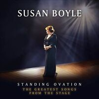 NEW Standing Ovation: The Greatest Songs From The Stage (Audio CD)