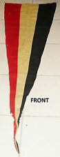 Rare Wwi Wwii Or Earlier Military German Flag Banner Pennant Germany