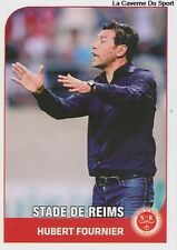 N°314 HUBERT FOURNIER # STADE REIMS VIGNETTE STICKER  PANINI FOOT 2013