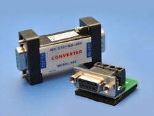 RS232 to RS485  Data Converter in DB Connector /w Connection Board