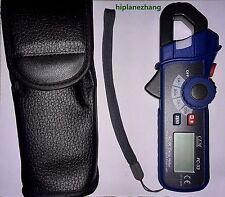 Mini AC/DC Clamp Meter Hi-resolution 1mA Non-contact ACV Detect Flashlight FC-33