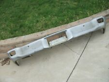 1966-1967 Ford Fairlane rear bumper