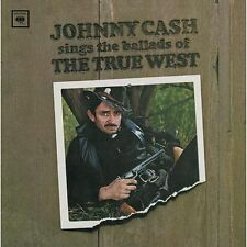 Sings the Ballads of the True West [Bonus Track] by Johnny Cash (CD,...