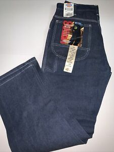 NWT Men's Dickies Utility Indigo Blie Jeans Sz 32x30