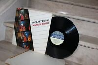 Lp  warren smith - The last detail  (1981)