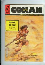 SUPER CONAN   N° 7         TBE