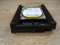 """WD3000HLFS WD 300GB 10K RPM 2.5"""" in 3.5"""" Chassis SATA Hard Disk Drive HDD"""