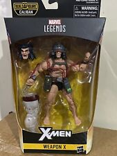 Marvel Legends Series 6-inch Collectible Figure Weapon X (X-Men Collection)