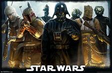 Star Wars - Bounty Hunters Poster Print, 34x22