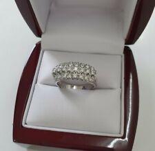Platin Diamant/Brillant Ring 0,89ct