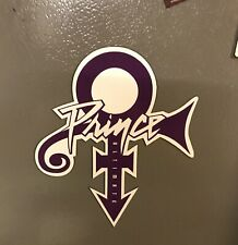 RARE PRINCE Ultimate FRIG MAGNET & 12x12 promo Poster/Flat (2006 WB) EXC COND