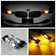 20W Amber SAMSUNG PW24W PWY24W LED Tagfahrlicht Standlicht Blinker VW Audi BMW